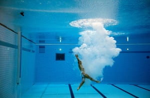 Guardian Bestpics: Tom Daley and Peter Waterfield dive in the Men's 10m Platform