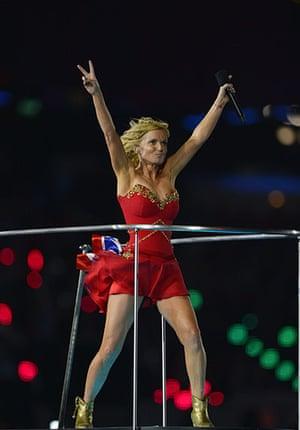 Spice Girls: Geri Halliwell