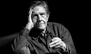John Cage portrait from 1988