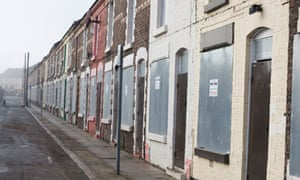 Venice Street Liverpool regeneration
