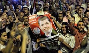 Mohamed Morsi supporters Tahrir Square