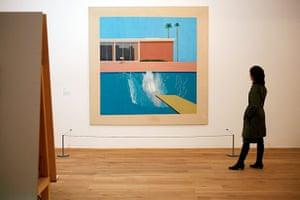 Story of British Art: David Hockney's A Bigger Splash