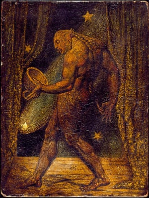 Story of British Art: William Blake's The Ghost of a Flea