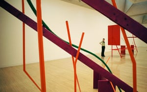 Story of British Art: Installation shot from the Anthony Caro Tate Britain exhibition