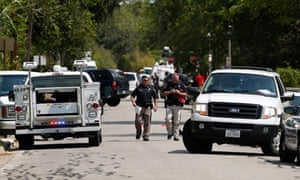 texas campus shooting
