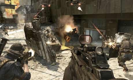 Call Of Duty Black Ops 2 Review Small Logo Roblox Call Of Duty Black Ops 2 Multiplayer Hands On Preview Call Of Duty The Guardian