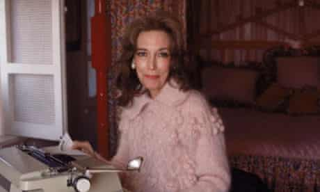 Helen Gurley Brown At Home