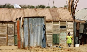 Poverty in Nouakchott, Mauritania