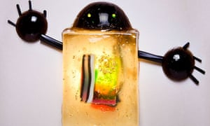 The world's most expensive jelly robot