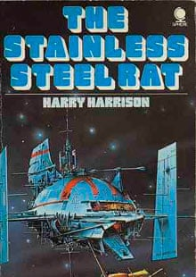harry harrison obituary