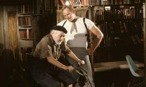 Soylent Green, Charlton Heston