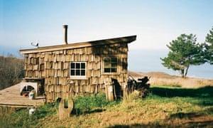 Cabin fever: tiny homes, Mendocino, California, USA