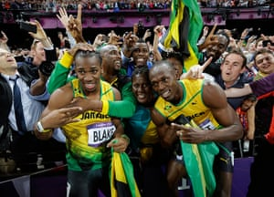 Olympics round-up: Usain Bolt