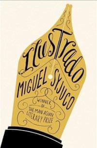 Miguel Syjuco Ilustrado book jacket
