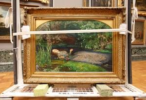 Pre-Raphaelites: Ophelia