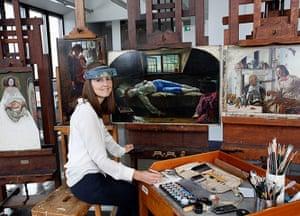 Pre-Raphaelites: Painting restorer Natasha Walker