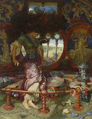 Pre-Raphaelites: The Lady of Shalott