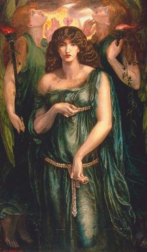 Pre-Raphaelites: Astarte Syriaca