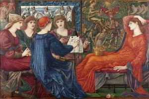 Pre-Raphaelites: Laus Veneris