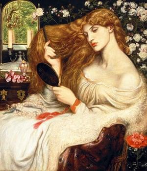 Pre-Raphaelites: Lady Lilith