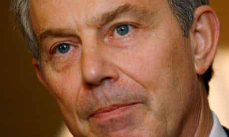 Tony Blair, Dubai, 2006