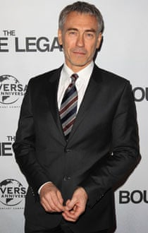 Tony Gilroy, writer-director of The Bourne Legacy
