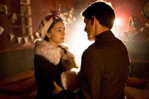 Edinburgh Festival: Serena Manteghi and Jethro Compton in Belt Up Theatre's A Little Princess