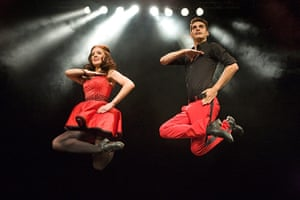 Edinburgh Festival: Flash Mob by Corrie McGuire and Objective Talent at the Assembly Hall