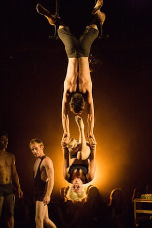 Edinburgh Festival: Knee Deep by Casus and Assembly at Assembly George Square