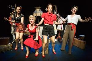 Edinburgh Festival: Rubies in the Attic with The Ruby Dolls