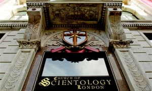 The Church of Scientology Centre in London