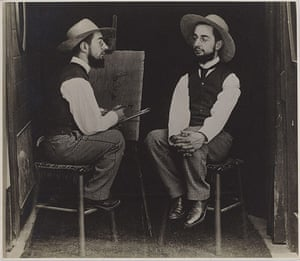 Faking it at NY met : Faking It: Manipulated Photography Before Photoshop at The MoMA
