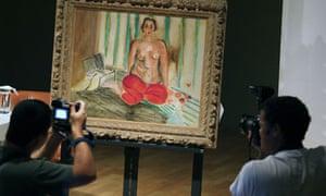 Matisse in Caracas
