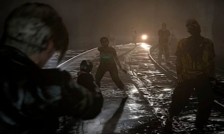Resident Evil 6 How Leon Kennedy Will Exhume Survival Horror