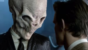 10 best: Dr Who villains: The Silence