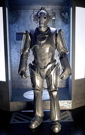 10 best: Dr Who villains: Cybermen