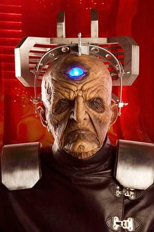 10 best: Dr Who villains: Davros