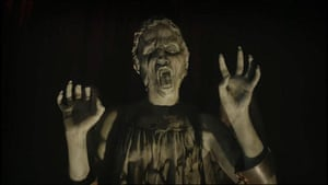 10 best: Dr Who villains: Weeping Angels