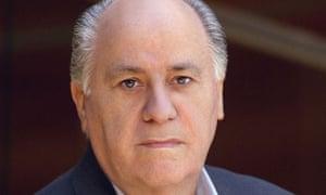 Amancio Ortega, founder of Inditex