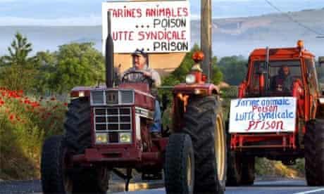 Jose Bove tractor