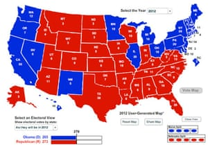 How A Paul Ryan Wisconsin Effect Could Alter The Us Political Map