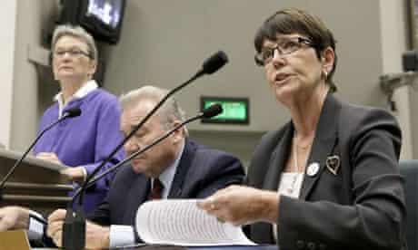 Jeanne Woodford, former San Quentin Prison warden