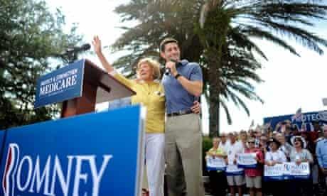 Paul Ryan campaign stop