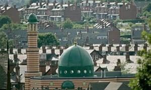 Makkah Masjid mosque in Leeds