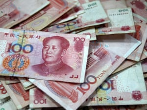 The People's Bank of China may adopt measures to release more money into the system.