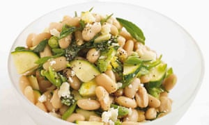 Pinterest-White-bean-salad-with-courgette-and-parmesan