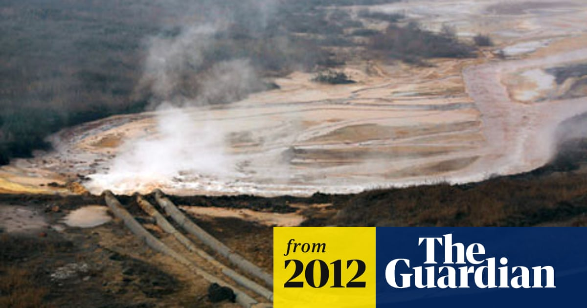Rare-earth mining in China comes at a heavy cost for local villages