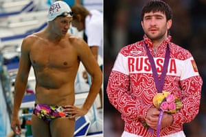Fashion: Olympic swimmer Ryan Lochte of the United States