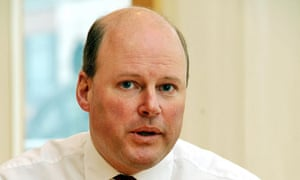 Chief executive of the Royal Bank of Scotland, Stephen Hester