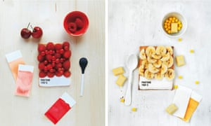 Food as art: Pantone tarts